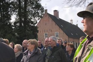 Foto's rondleiding Oude Buisse Heide